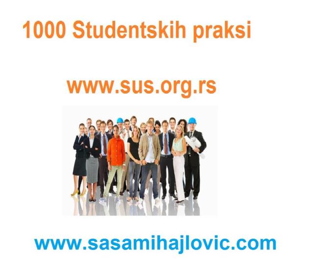1000 studentskih praksi-saša mihajlović