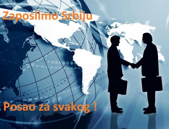 Zaposlimo Srbiju
