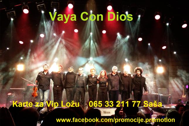 Vaya Con Dios-Promocije
