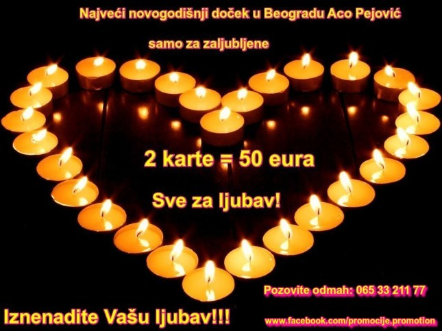 Sve za ljubav- Aco Pejovic