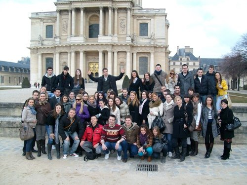 Crkva Invalida, Pariz 2010.