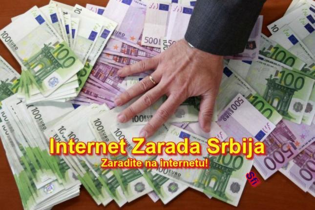 Internet zarada Srbija- Sasa