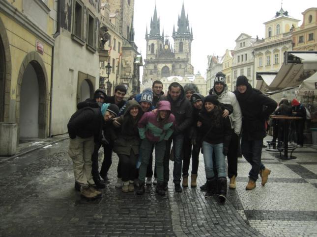 Prag 2013.