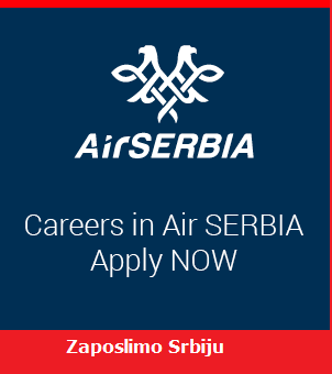Air Serbia - Saša Mihajlović