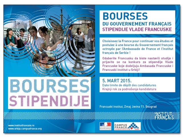 Francuska stipendije