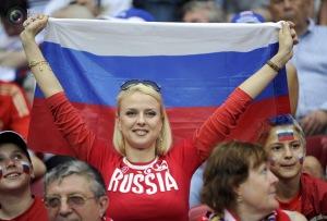 Rusija - Sasa