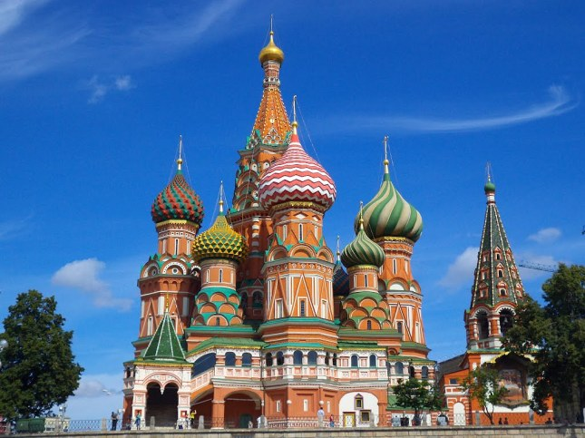 Moskva-diplomatsko putovanje 2