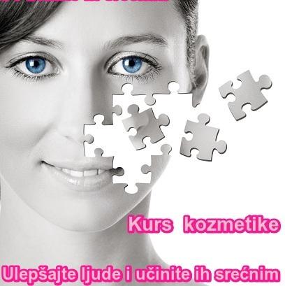 Kurs kozmetike- logo