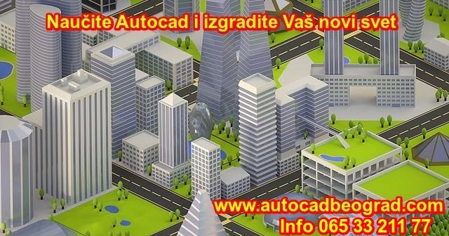 AutocadBeograd- grad